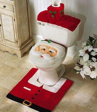 Toalett-pyntet-til-jul