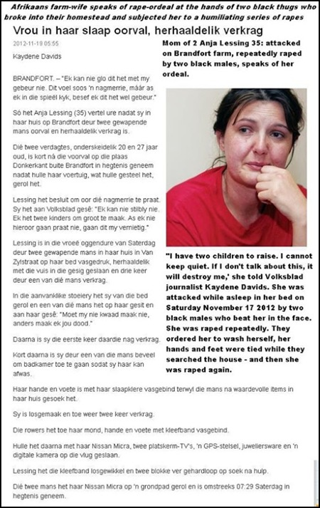 Lessing Anja farm Brandfort Nov172012 attacked two bl males in bed repeatedly raped Brandfort_thumb