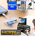 leitor de cartao-porta micro-USB, uma porta USB e uma porta HDMI (2)