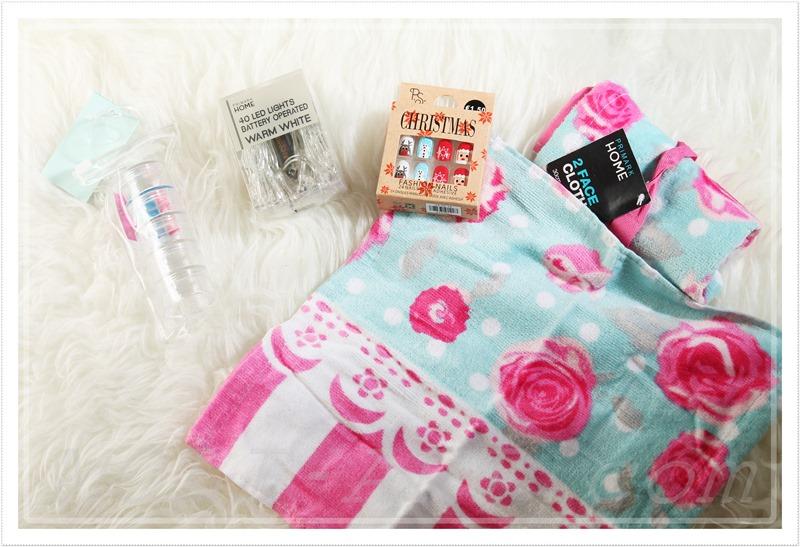 primark-accesorios-compras-uñas-postizas-toallas-luces-navidad