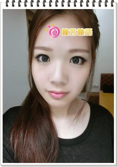 韓國NEO隱形眼鏡-新巨目灰10