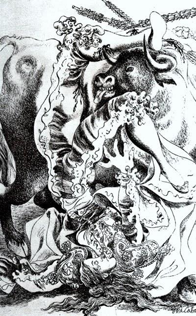Llanto Jose Caballero (Dibujo) 001