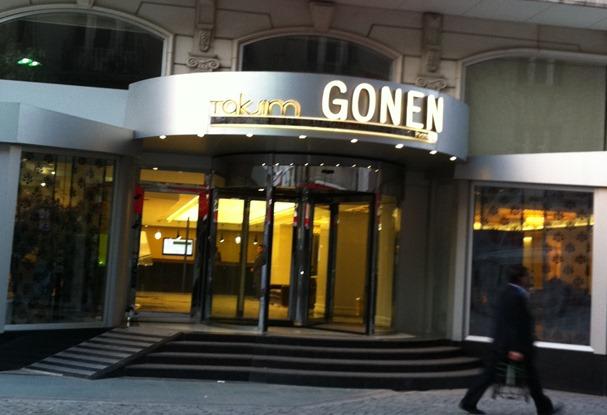 Taksim Gonen Hotel تاكسيم جونين