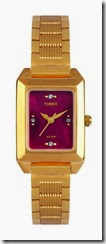Buy Timex Classics Analog Red Dial Women's Watch at Rs. 587 only