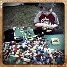 9. lego play