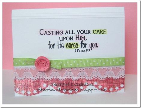 casting care