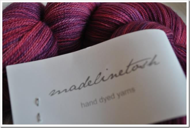 madelinetosh lace