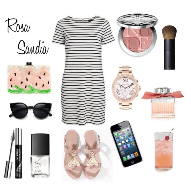 Rosa Sandía