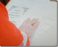 Qual a pegada ecologica das reportagens do Vaticano. Mar.2013