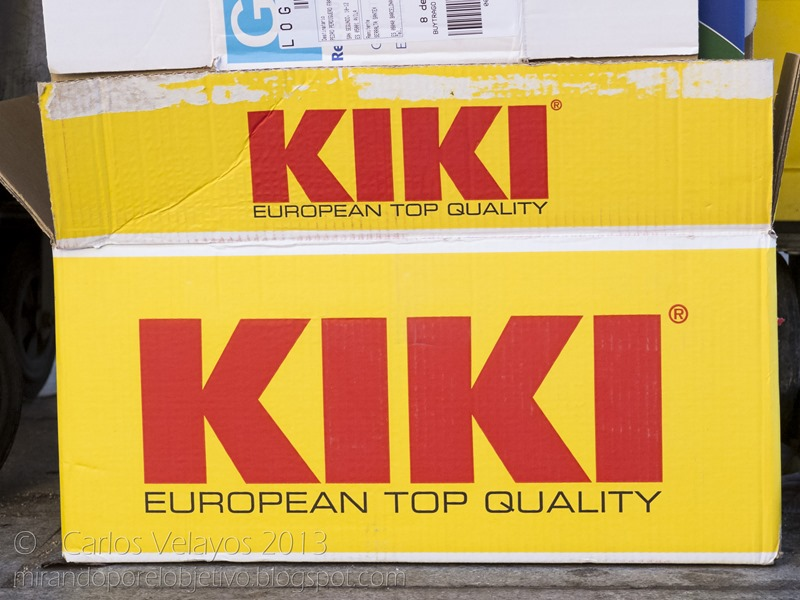 Kiki de Categoría...