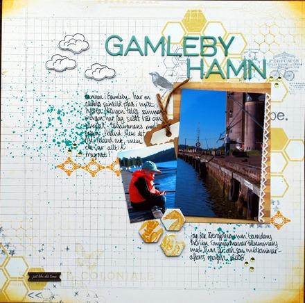 Gamleby Hamn