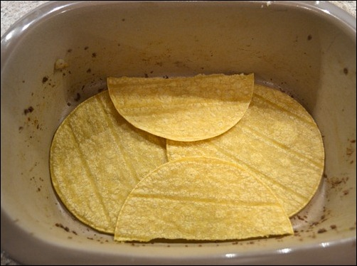 layer tortillas