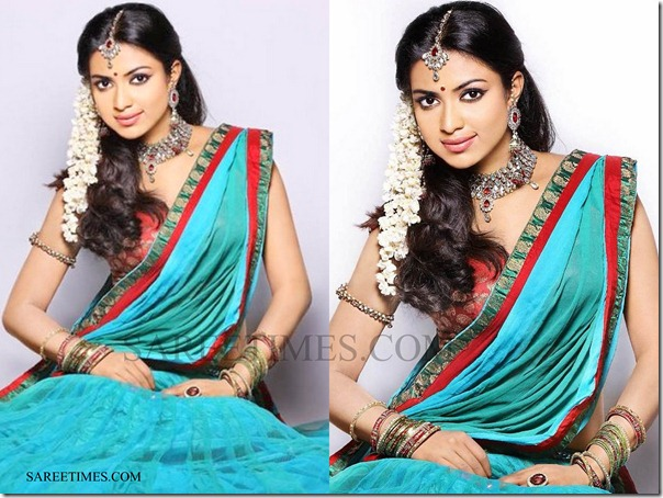 Amala_Paul_Saree
