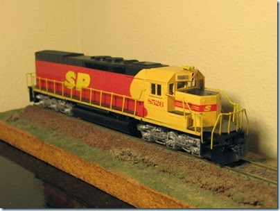 IMG_9491 Athearn SD40T-2 Southern Pacific #8526 After