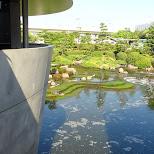 outside the Shinagawa Aquarium in Shinagawa, Tokyo, Japan