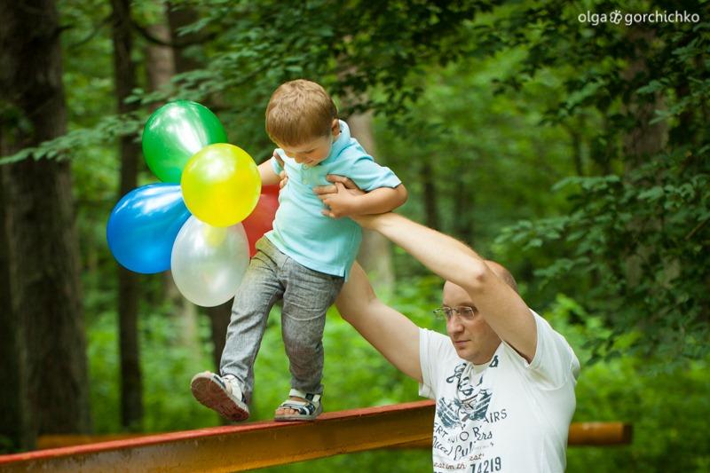 Летняя семейная фотосессия Гродно. Детский фотограф Ольга Горчичко