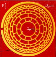 flux exclusion superconducting quantum metamaterial