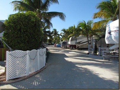 big pine key fishing lodge campground