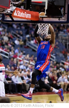 'Greg Monroe' photo (c) 2013, Keith Allison - license: http://creativecommons.org/licenses/by-sa/2.0/