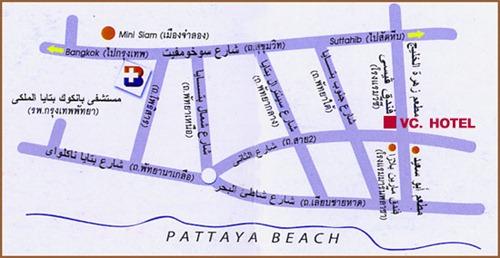 خريطة بتايا