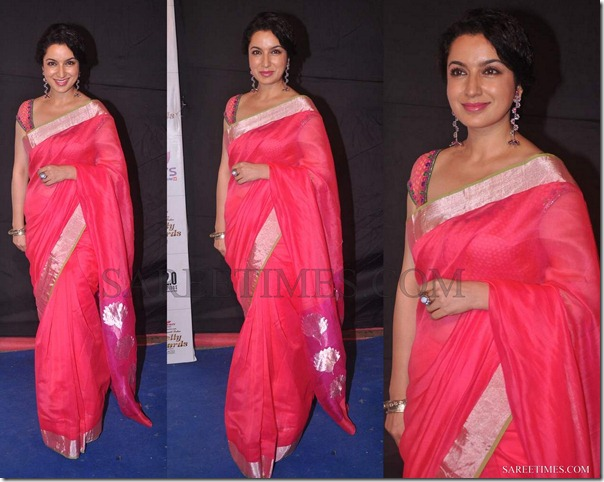 Pink_Designer_Saree
