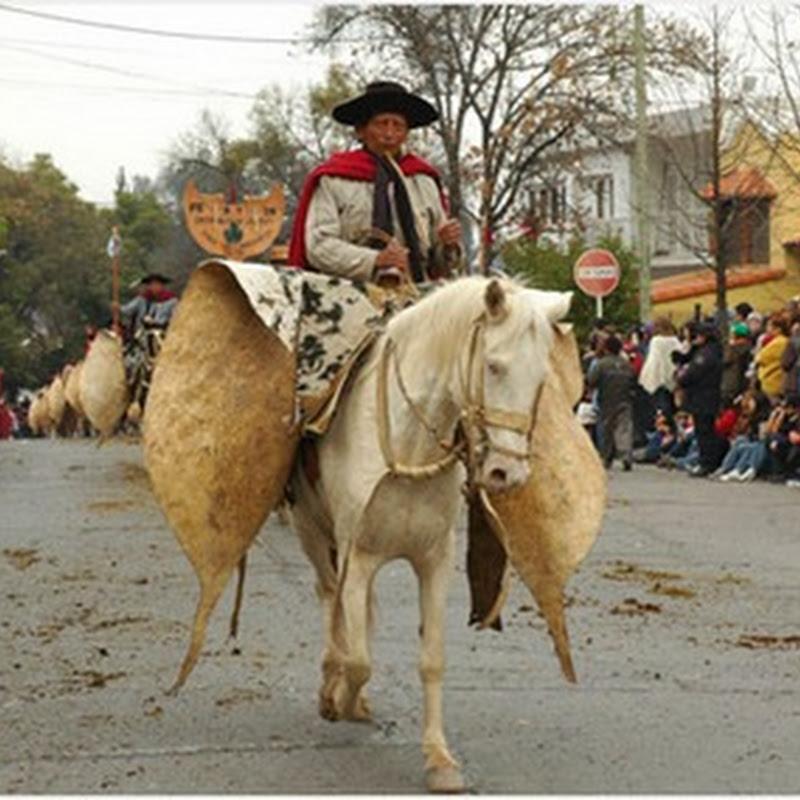 Gauchos of Güemes Parade.