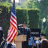 Sacramento Fire Department Awards Ceremony 2007