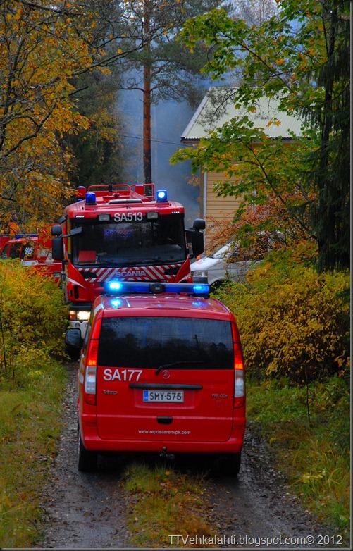 24H palomiehenä ulkorakennuksen polttaminen 283