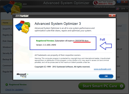 Adavanced System Optimizer Full 1