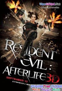 Hang Quỷ : Phần 4 (Kiếp Sau) - Resident Evil 4: Afterlife Tập HD 1080p Full