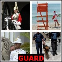GUARD- Whats The Word Answers