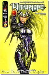 P00013 - Witchblade #134