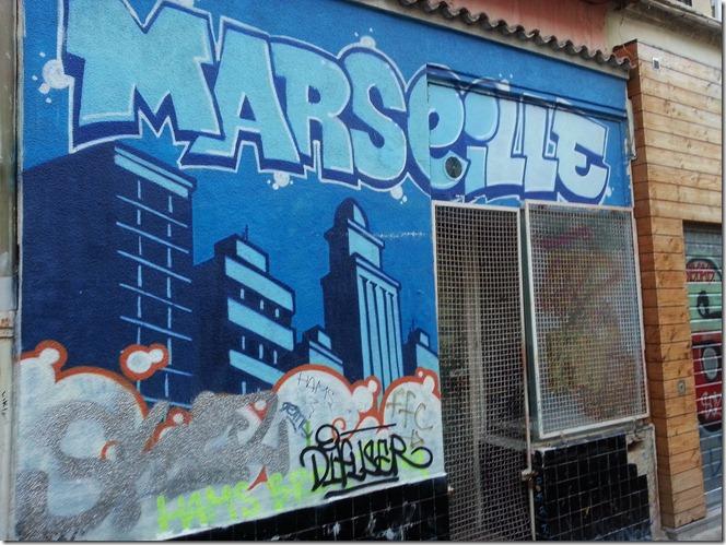 StreetArt, Marseille...