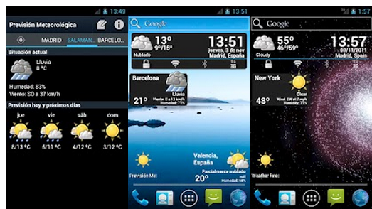 Weather Forecast 2.5 apk