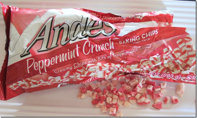 Andes Peppermint Crunch Baking Bits