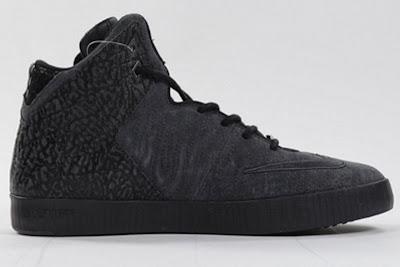 nike lebron 11 nsw sportswear lifestyle black 1 02 Upcoming Nike LeBron XI NSW Lifestyle in All Black