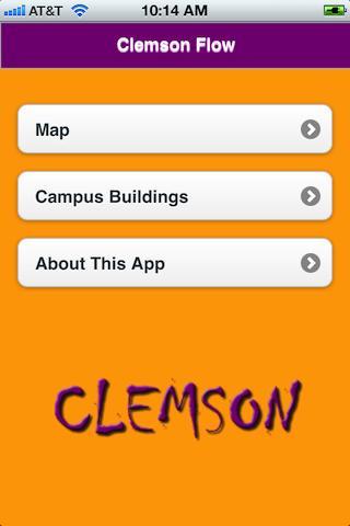 Clemson Flow