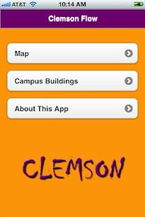 Clemson Flow - screenshot