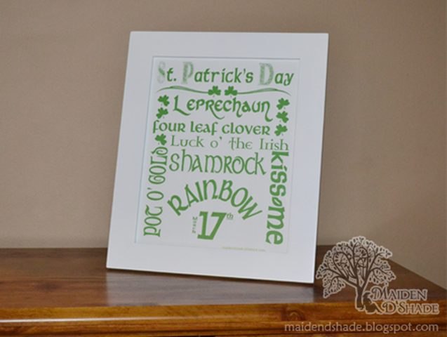 st patrick's day printable