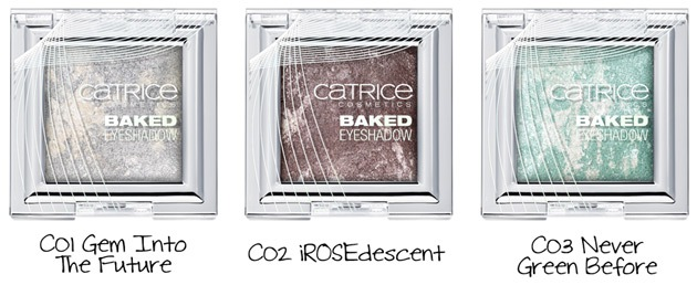Haute Future by CATRICE – Baked Eyeshadow