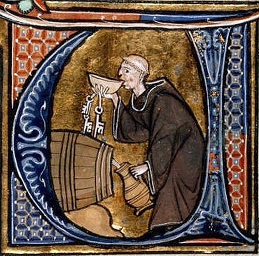 monk_tasting_wine_from_a_barrel(2)