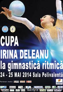 Irina Deleanu Cup 2014