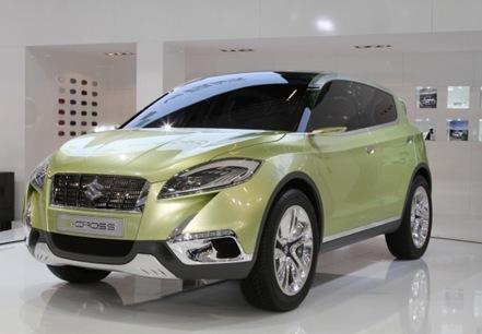Suzuki S Cross Concept