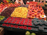 Fresh fruit at Pike Place Market