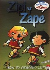 Zipi y Zape - Enciclopedia del Comic - Tomo 1