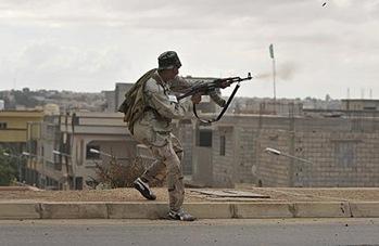 Libya's Gadhafi Loyalists Fight to Hold Sirte