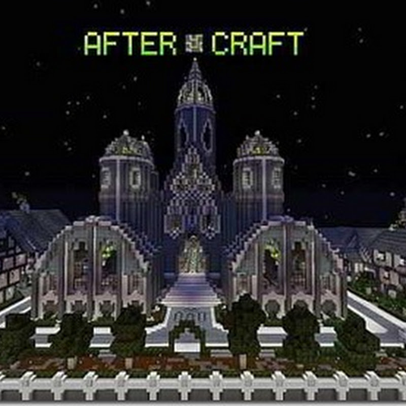 Minecraft 1.2.5 - AfterCraft Texture pack (16x)