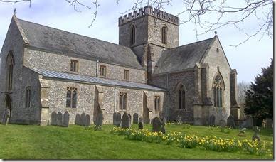 great bedwyn church