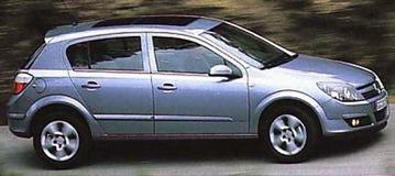 Opel Astra 3-5 p 2004