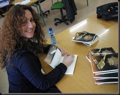 firmando más libros